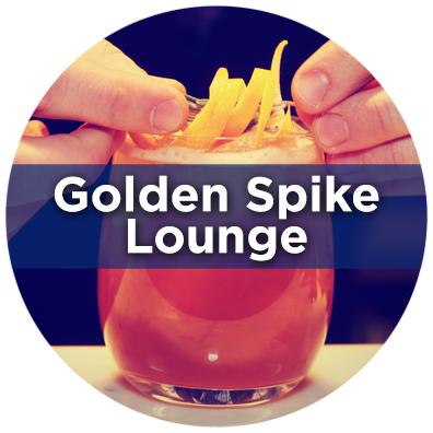 Golden Spike Lounge Circle